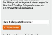 VW Pumpe Düse Motoren Aktion – auch für Ihr Auto?