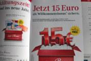 """Dank DM und """"Zur Rose"""" Medikamente mit 15€ Gutschein in Rinteln bis zum 28.02.2013"""
