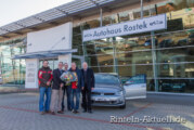 Autohaus Rostek macht Bückeburger glücklich
