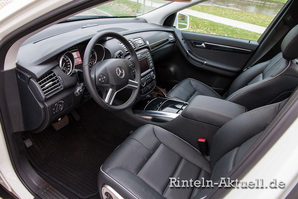 Rinteln-Aktuell.de und die Mercedes-Benz R-Klasse
