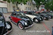 6. internationales VW Veteranentreffen in Hessisch Oldendorf, vom 21.- 23. Juni 2013