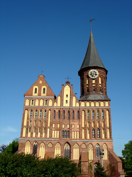 (Foto: kyselak http://de.wikipedia.org/wiki/Datei:Kaliningrad_cathedral.png)
