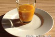 Ingwer-Honig-Sirup, ein scharfes Hausmittel gegen Erkältung & Co.