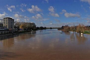 Was macht eigentlich der Wasserstand der Weser?