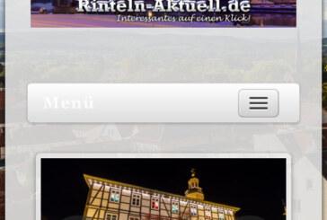 Rinteln-Aktuell.de als mobile App?