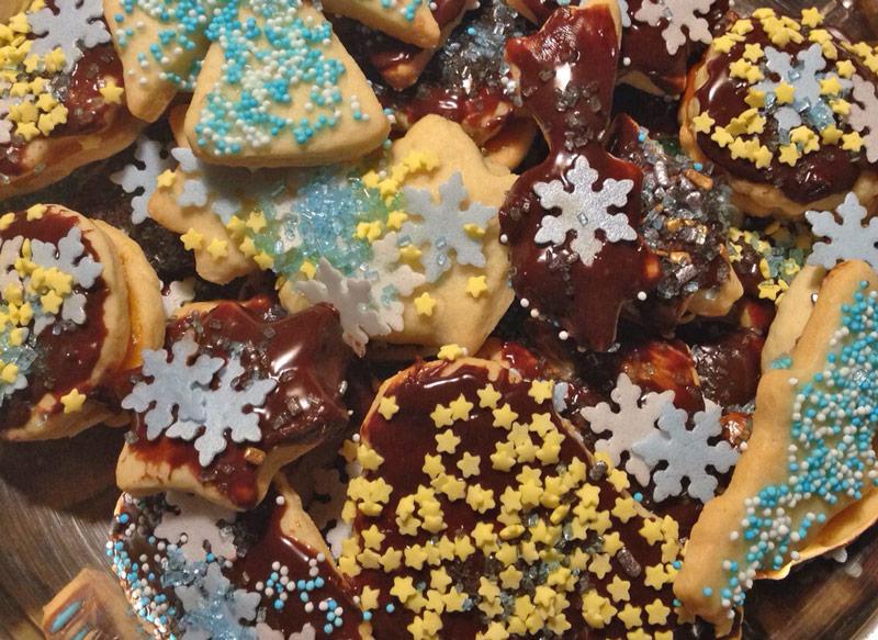 Lidl Weihnachtsgebäck.Achtung Nuss Allergiker Risiko Weihnachtsgebäck