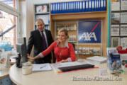 Auf Nummer Sicher dank der AXA Hauptvertretung Suat Demirel in Rinteln