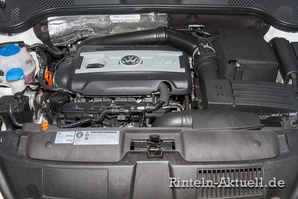 200 Turbo-PS sorgen für Vortrieb.