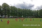 Samstagsspiele bei der SC-Rinteln G-Jugend