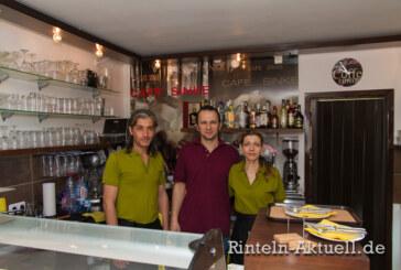 Cafe Sinke ist zurück in Rinteln