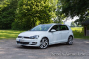 Sieben Richtige: Der VW Golf 7 2.0 TDI DSG Highline