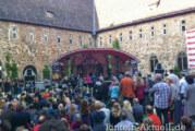 Irish Folk Festival im Kloster Möllenbeck