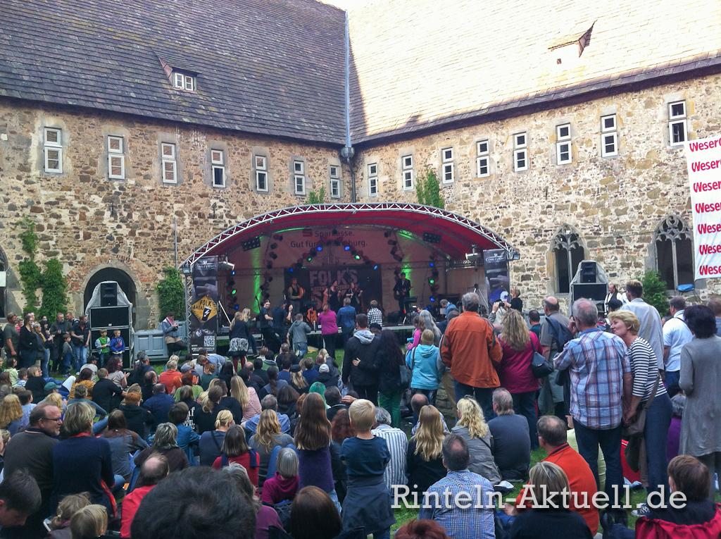11 rinteln aktuell irish folk festival 2013 kloster moellenbeck