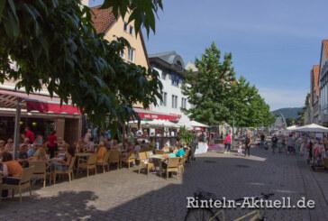 15. Rintelner Häppchen-Schnäppchen-Markt am 27.07.2013