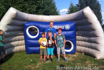 Fußball, Fete, Familie – Sportwoche des SV Engern vom 23.-25.08.13