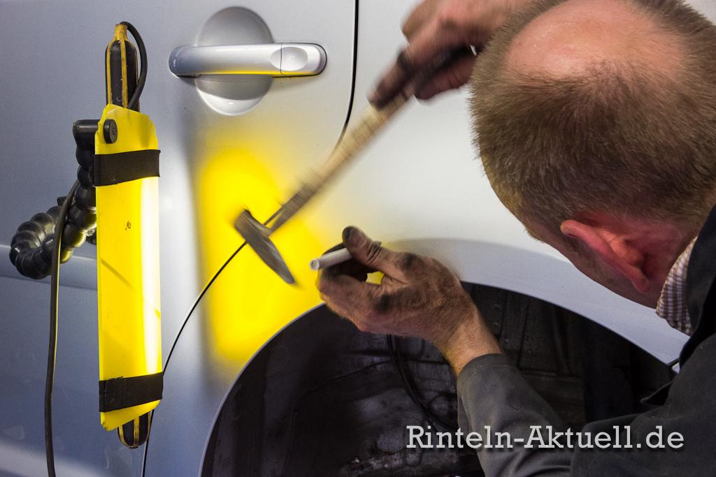 05 rinteln aktuell beulendoktor rostek dellen blech schrammen kratzer reparatur smart repair