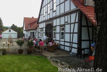 """""""Ernies Hausband"""" am 20.09.2015 zu Gast im Prinzenhof Steinbergen"""