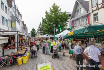 Rintelner Öko- und Bauernmarkt vom 13. bis 14. September 2014