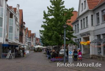 Rinteln feiert 10 Jahre Fußgängerzone vom 13.-14.09.13