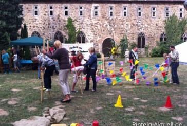 """""""Musik liegt in der Luft"""" – Bunter Familientrubel beim Sonnenblumenfest im Kloster Möllenbeck"""