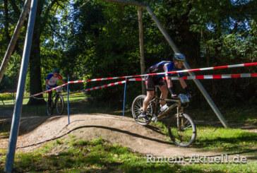 Der Stüken-Mountainbike-Cup: Premiere für Rinteln