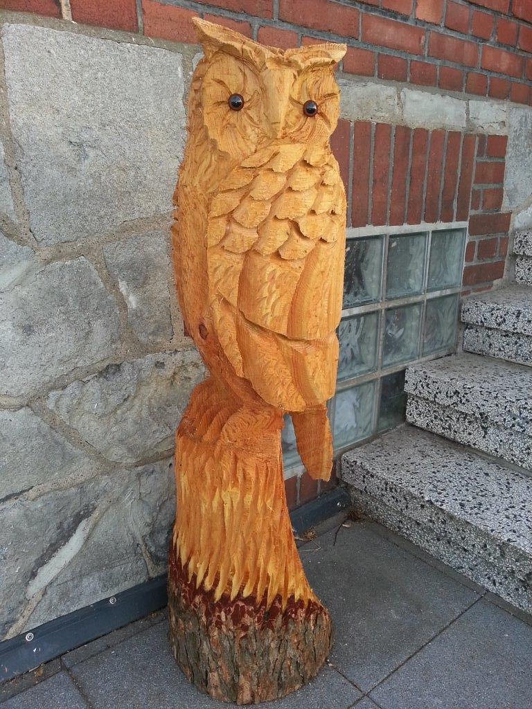 Kreativität mit der kettensäge kai gerulat chainsaw carving