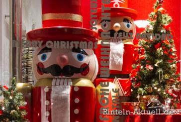 Der Nikolaus ersetzt die Stiefelaktion