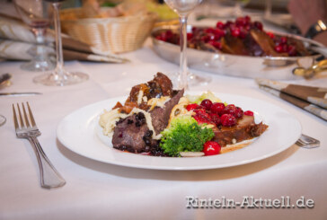 Achtung, Wild! Koch-Abend bei Maitre Wild und Tavola Catering