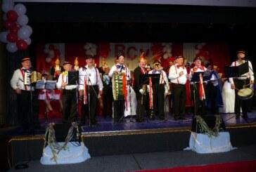 Karnevalssaison 2014 des RCV feierlich eingeläutet.