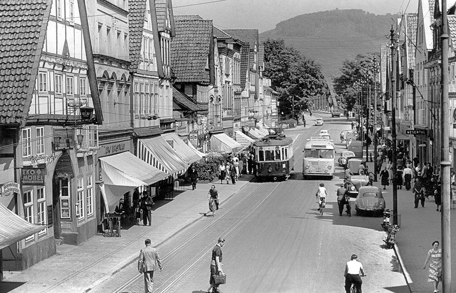 Foto: Archiv der Verkehrsbetriebe Extertal