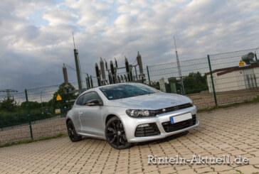 Fahrbericht: VW Scirocco R – Rakete mit 265 PS