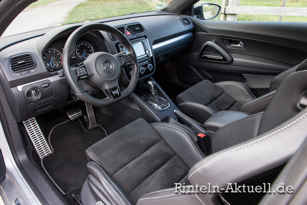 fahrbericht vw scirocco r rakete mit 265 ps. Black Bedroom Furniture Sets. Home Design Ideas