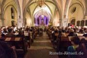 Über 150 Schüler musizieren beim traditionellen Weihnachtskonzert des Gymnasiums Ernestinum