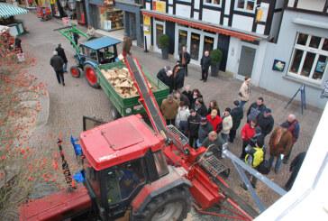 Rintelner Brennholz- und Bauernmarkt am 01.02. und 02.02.2014
