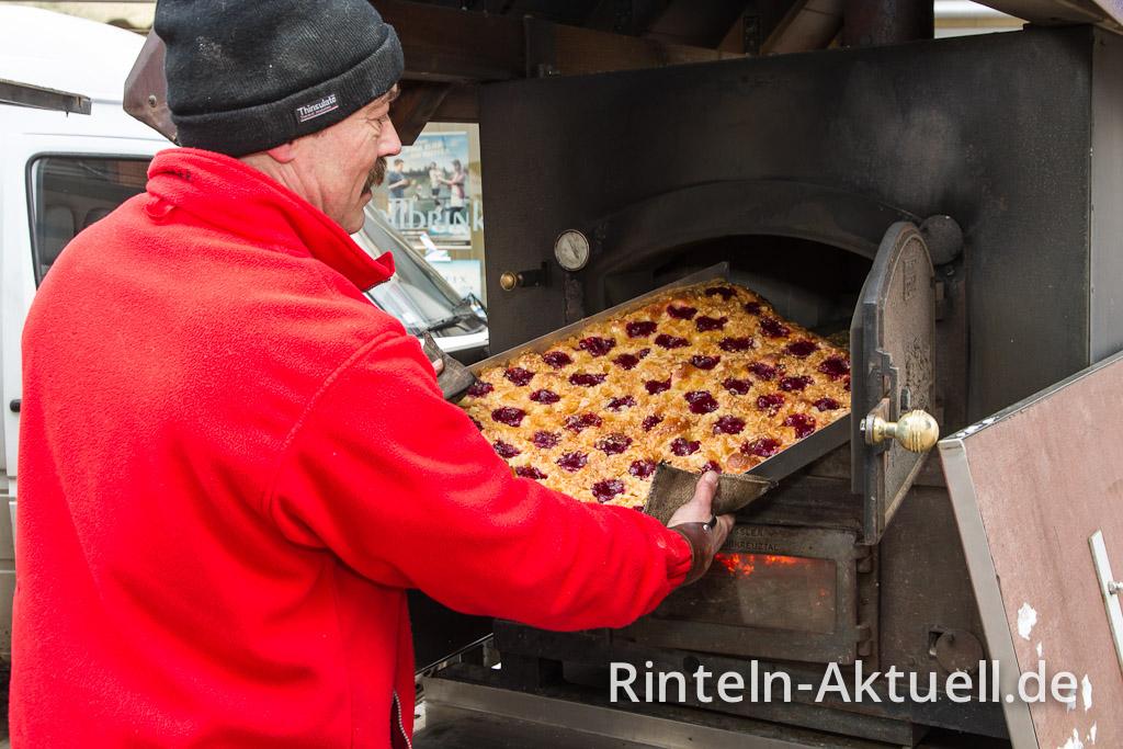 Peter Deppmeyer von der Bäckerei Hakenbeck schätzt Rinteln auch privat als interessante Einkaufsstadt.