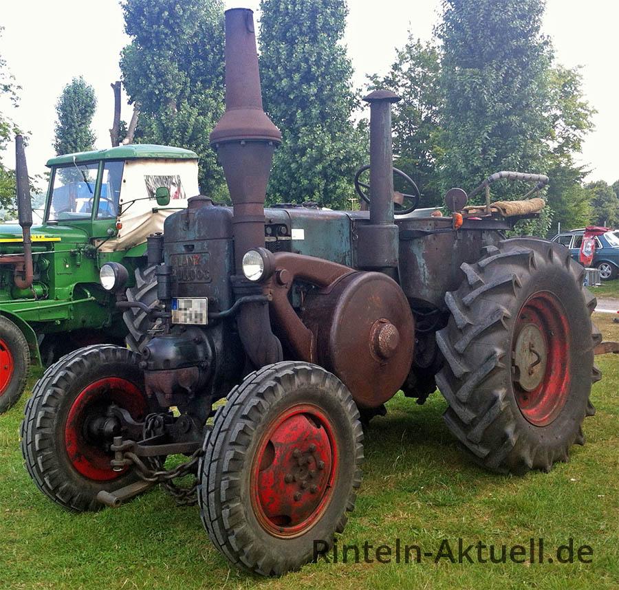 rinteln aktuell trecker traktor