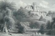 """Lustschloss, Ferienresidenz und Autobahnraststätte: Das Erzählcafé zum Thema """"Schloss Arensburg"""""""