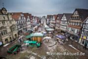 Rintelner Brennholz- und Bauernmarkt vom 31.1. – 1.2.2015 plus verkaufsoffener Sonntag