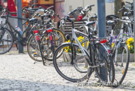 Diebstahlprävention: Fahrrad-Codierung bei der Polizei Rinteln