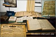 Historisches in vier Wänden: Öffentliche Führung durch das Rintelner Stadtarchiv