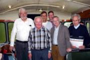 Rollende Jahreshauptversammlung im Schienenbus