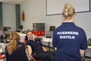 Feuerwehr Rinteln nimmt an Blutspende-Aktion teil und geht mit gutem Beispiel voran