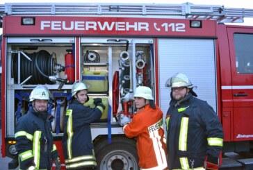 Feuerwehrnachwuchs fit für den Ernstfall: Truppmann-Ausbildung in Rinteln