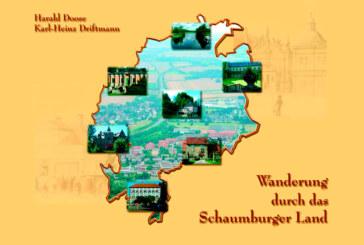Wanderung durch das Schaumburger Land: Ein Buch für die Region