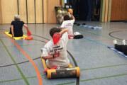 VTR: Neue Übungsleiterin der Gruppe Gymnastik Süd I