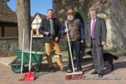 Tue Gutes und rede darüber: Patenschaft für Weserpromenade übernommen