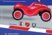 Premiere für Plastik-Raser: 1. Steinberger Bobby-Car-Rennen