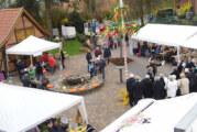 Mit Leckerem aus dem Backhaus: Frühlingsfest in Steinbergen am 25.05.2014