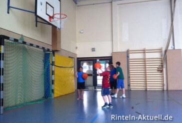 VTR: Basketball ab 10 Jahren – es sind noch Plätze frei