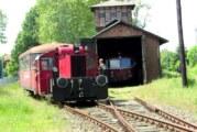 """Zuwachs im Rintelner Lokschuppen / """"Bahntag"""" in Obernkirchen am 08.06.2014"""